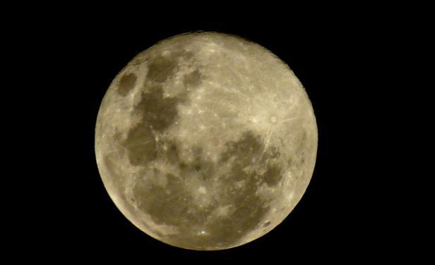 El escolar hoy se podr ver la luna azul for Q fase de luna es hoy