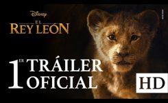 El Rey León, de Disney – Trailer