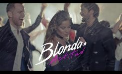 Blonda- Actitud