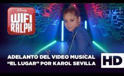 Karol Sevilla- Wifi Ralph - Trailer