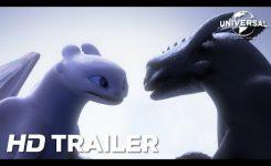 Cómo entrenar a tu Dragón 3 - Trailer